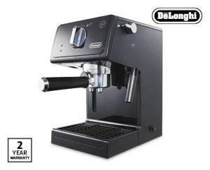 DeLonghi espresso pump machine
