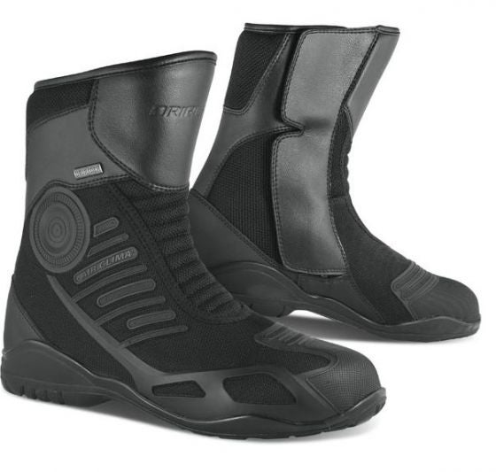 DriRider motorcycle boots review climate style