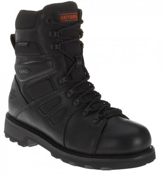 Harley-Davidson motorcycle boots review FXRG style