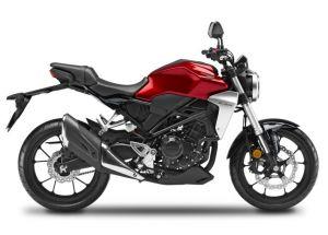 Honda motorcycle review 2020