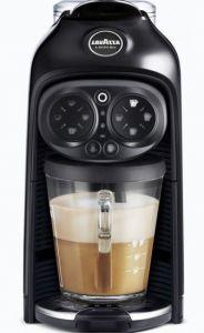Lavazza desea coffee machine