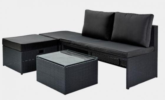 Kmart Black Friday Outdoor Modular Lounge Set
