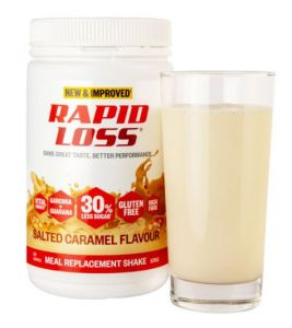 Rapid Loss weight loss shake review 2020