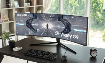 Samsung Odyssey hero image
