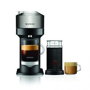 Nespresso Vertuo Next Deluxe Dark Chrome 3
