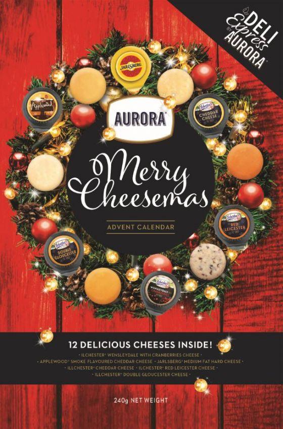 12 Days of Cheesemas Advent Calendar Woolworths