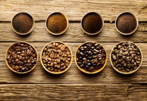 What's the difference between coffee beans?
