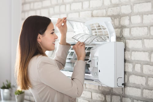 How to clean your air con