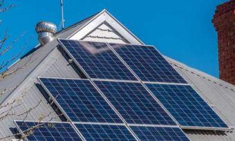 solar panels melbourne roof