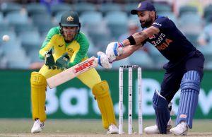 Virat Kohli cricket