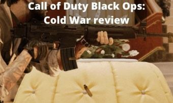 Scene from Call of Duty Black Ops: Cold War