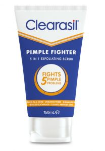 Clearasil acne skin care review