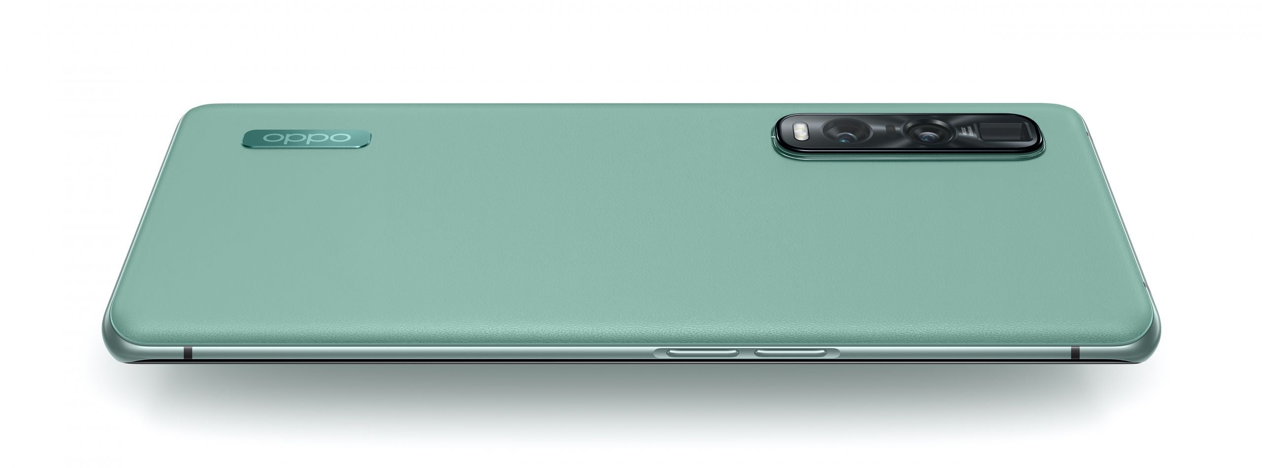 The back of the Find X2 Pro, an OPPO smartphone
