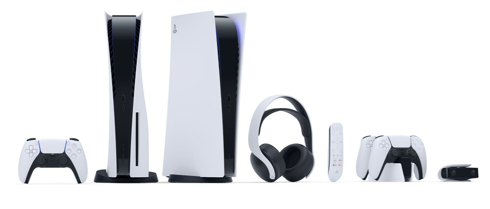 Playstation 5 and all the gear you need