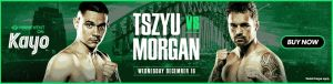 Tszyu Vs. Morgan Banner