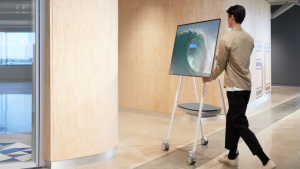 Wheeling Surface Hub 2S