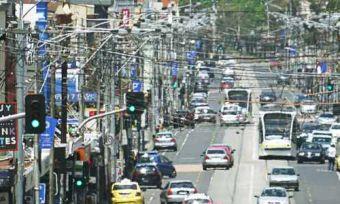 melbourne street power lines
