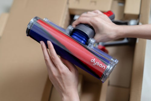 Increase battery life of a Dyson vacuum
