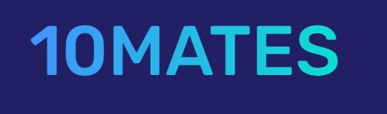 The logo of 10Mates