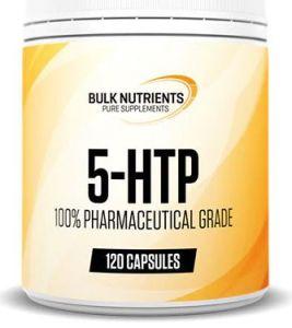 Bulk Nutrients 5HTP Capsules