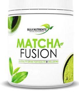 Bulk Nutrients Matcha Fusion