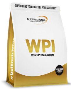 Bulk Nutrients Whey Isolate