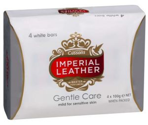 Cussons Imperial Leather bar hand soap review