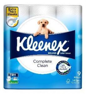 Kleenex toilet paper review