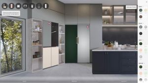 LG Electronics' Furniture Concept Appliances CES 2021