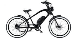 Michael Blast 'The Vacay' vintage e-bike