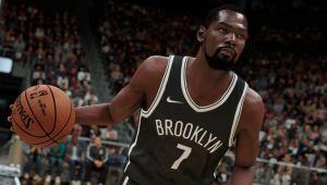 NBA 2K21 Kevin Durant