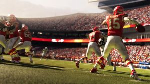 NFL Madden 21 Patrick Mahomes