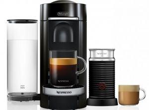 Nespresso VertuoPlus coffee machine bundle