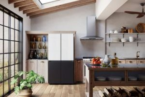 Samsung Bespoke 4-Door Flex CES 2021