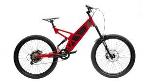 Stealth 'P-7' e-bike