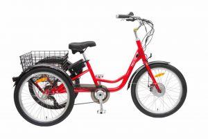 TEBCO 'Carrier' e-bike