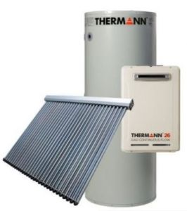 Thermann hot water system