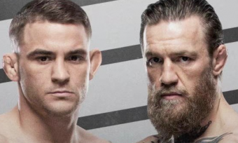 UFC 257 McGregor Vs. Poirier