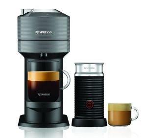 Grey Nespresso Vertuo Next coffee machine