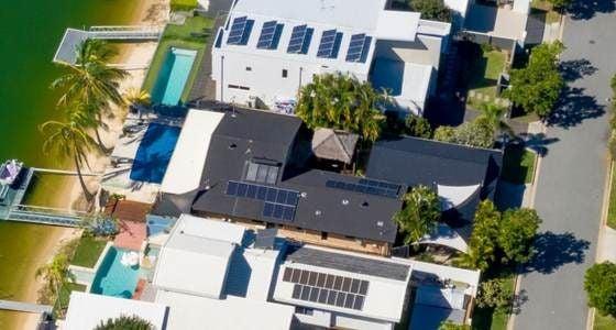 queensland rooftop solar