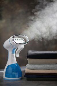 Garment steamer features