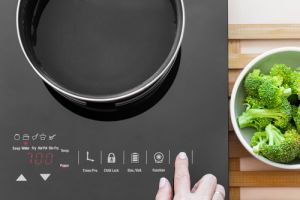 Induction cooktops 2021