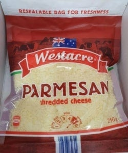 ALDI Westacre Grated Cheese