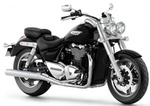 Triumph Thunderbird Commander Motorcycle