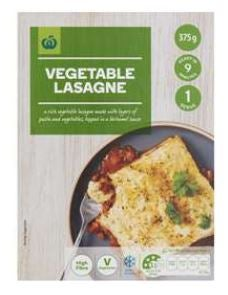 Woolworths frozen meals review