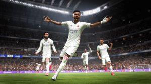 FIFA 21 players