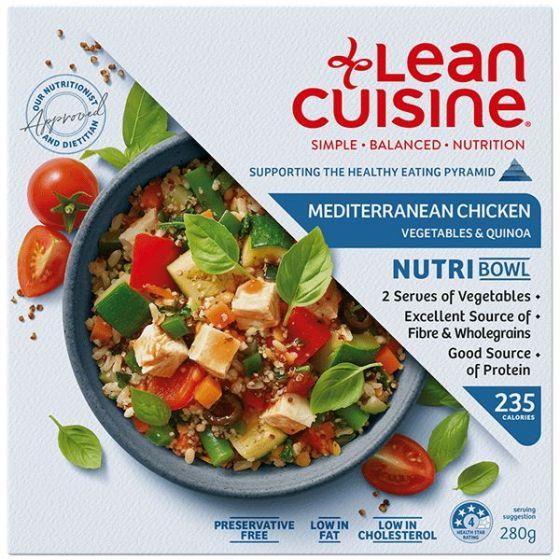 Lean Cuisine frozen meals review