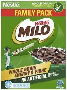 Milo Cereal Review