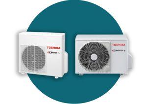 Toshiba Multi-split outdoor air conditioner