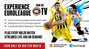 NBL EuroLeague Banner